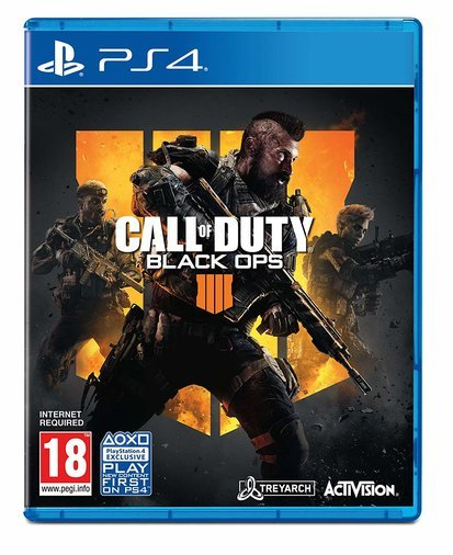 "CALL OF DUTY BLACK OPS 4 PS4 ""UUS"""