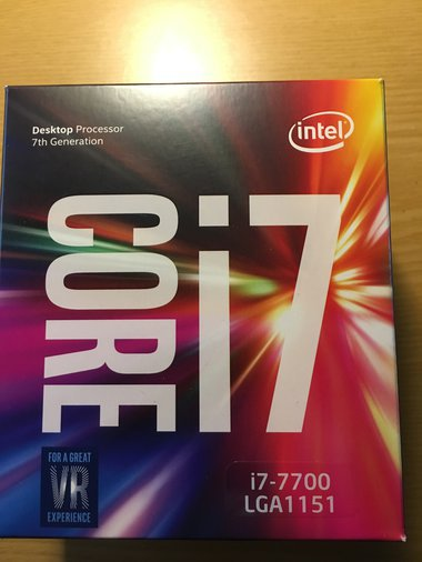 INTEL CORE I7-7700 BOX