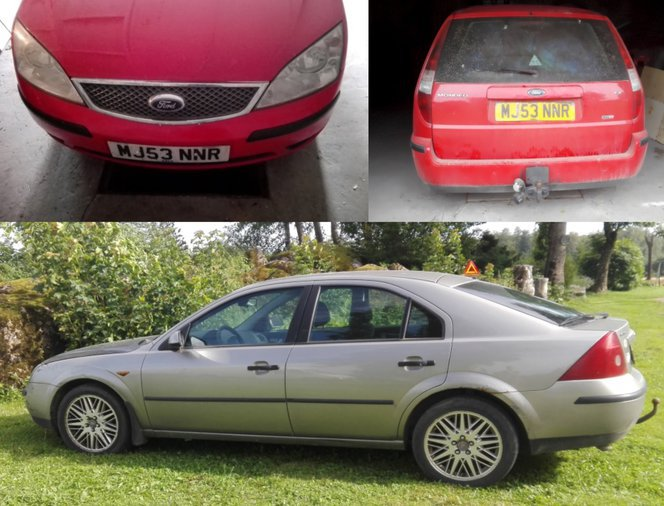 FORD MONDEO -03