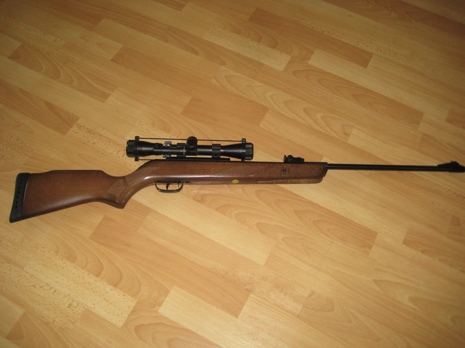 ÕHUPÜSS GAMO HUNTER 440