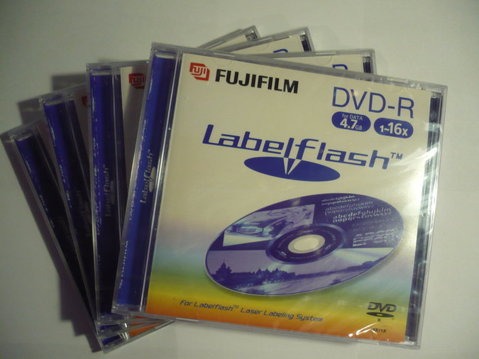 LABELFLASH DVD TOORIKUD