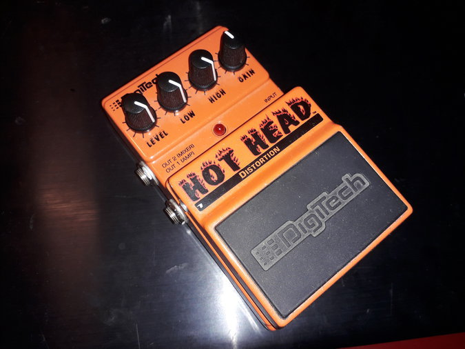DIGITECH HOT HEAD.