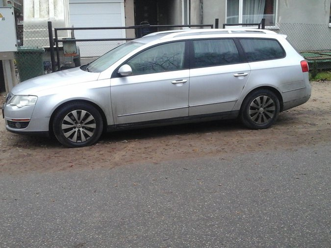 VW PASSAT B6 1.9 BLUEMOTION 77 kW
