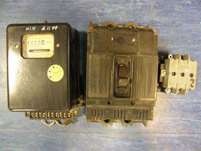 6eb3c12c42f Elektrimaterjalid - Kuldne Börs