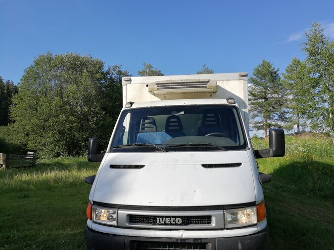 IVECO DAILY-2000 2.798 DIISEL 107 kW