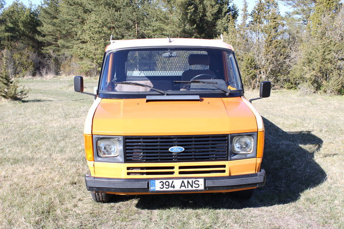 FORD TRANSIT 100 SCAB 2.36 46 kW