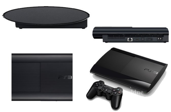 SONY PS3 SUPER SLIM PLAYSTATION 3