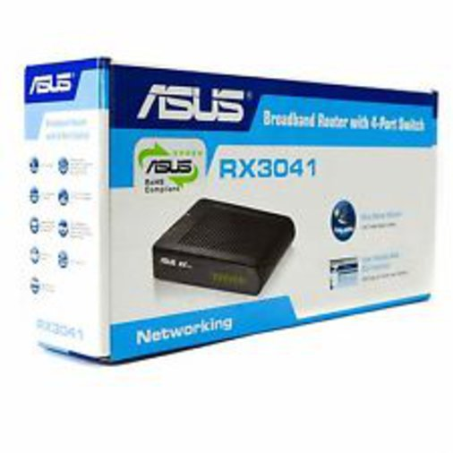 RUUTER ASUS RX3041