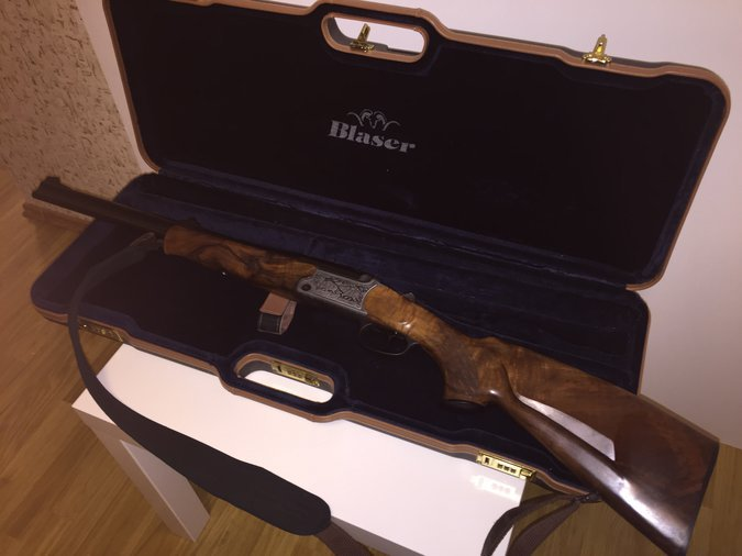 BLASER BB97 LUXUS