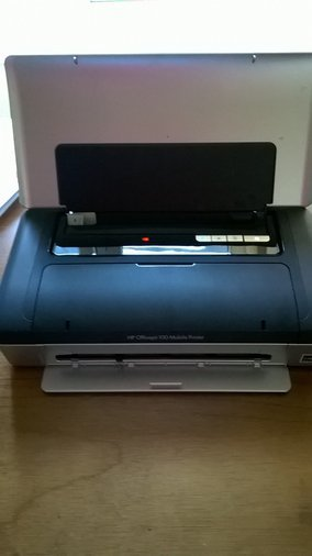 AUTOPRINTER AKUGA HP OFFICEJET 100 MOBILE PRINTER