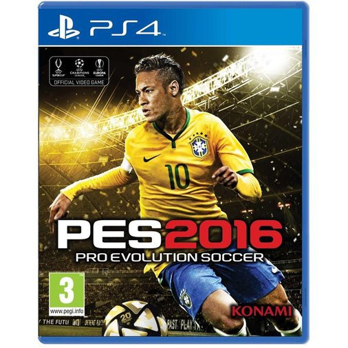 PES 2016 PRO EVOLUTION SOCCER 2016 PS4