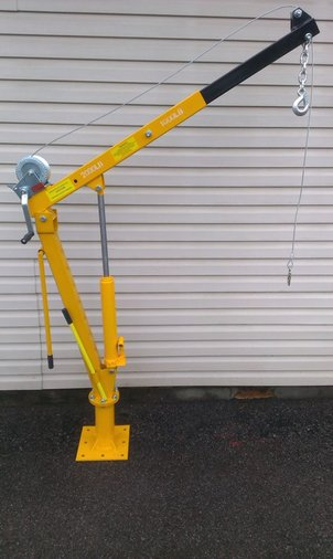 PICK UP LIFT NETTO PRICE