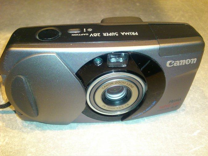 477ca3a9c4f FOTOAPARAAT CANON PRIMA SUPER 28V