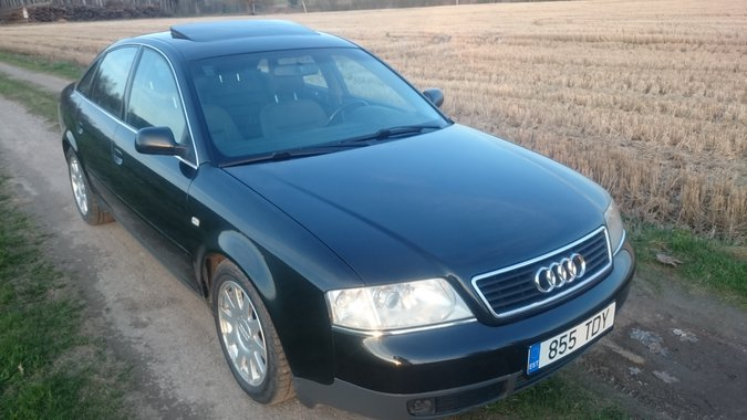 AUDI A6 COMFORT BOSE 2.4 121 kW -00