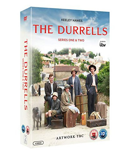 THE DURRELLS - SERIES 1 & 2 BOX SET DVD