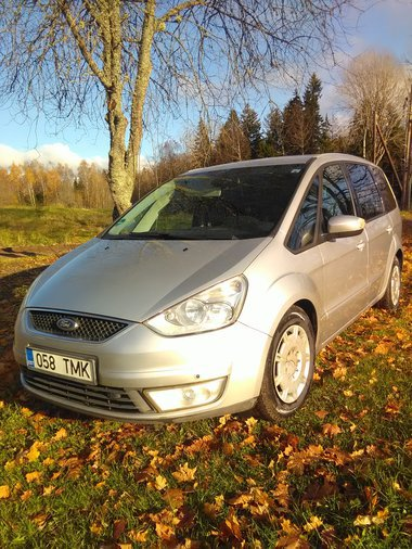 FORD GALAXY TREND 2.0 TDI 103 kW -07