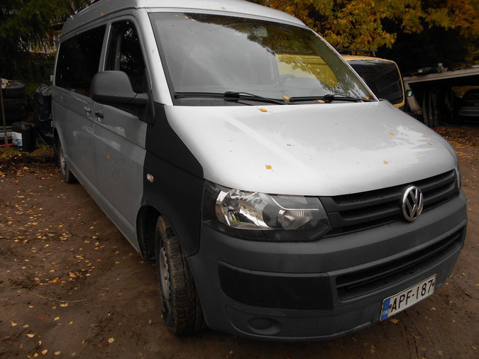 VW TRANSPORTER CARSPORT 96 kW