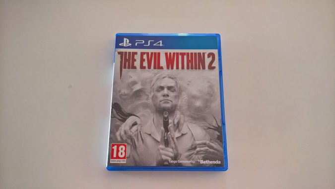 THE EVIL WITHIN 2 PS4 MÄNG