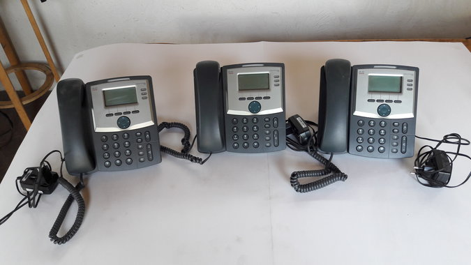 IP-TELEFON CISCO SPA303