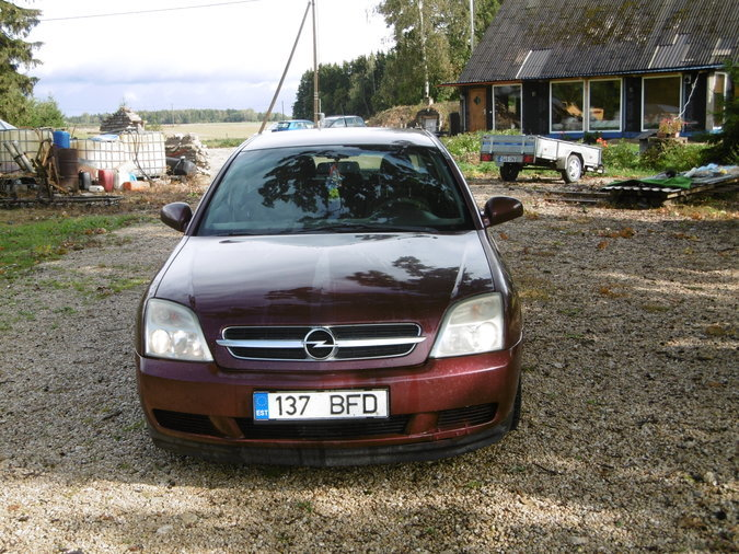 OPEL VECTRA/LM C 1.995 DIISEL 74 kW -04