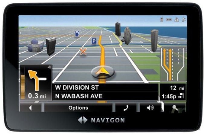 4c5c491068e NAVIGATSIOONISEADE GPS NAVIGON 72XX - GARANTII
