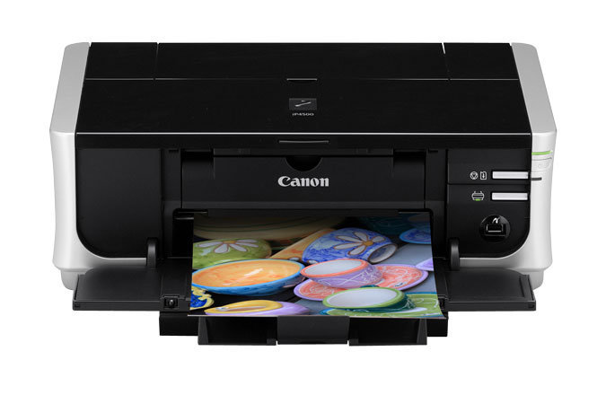 FOTOPRINTER CANON PIXMA IP4500 - GARANTII