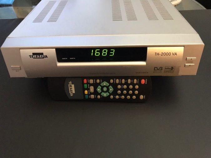 17302cf5062 SAT-TV TÜÜNER THEAERA/TH2000 VA PULT HEAS KORRAS