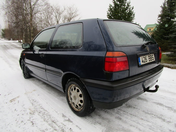 VW GOLF TDI 1.9 TDI 66 kW -94