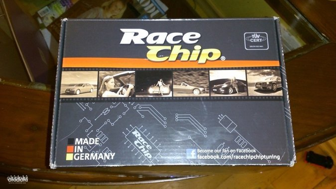 RACE CHIP TUNING MOOTORILE