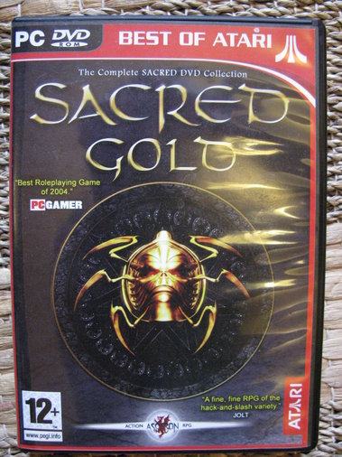 PC-MÄNG SACRED GOLD