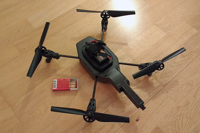 DROON PARROT AR.DRONE 2.0 POWER EDITION