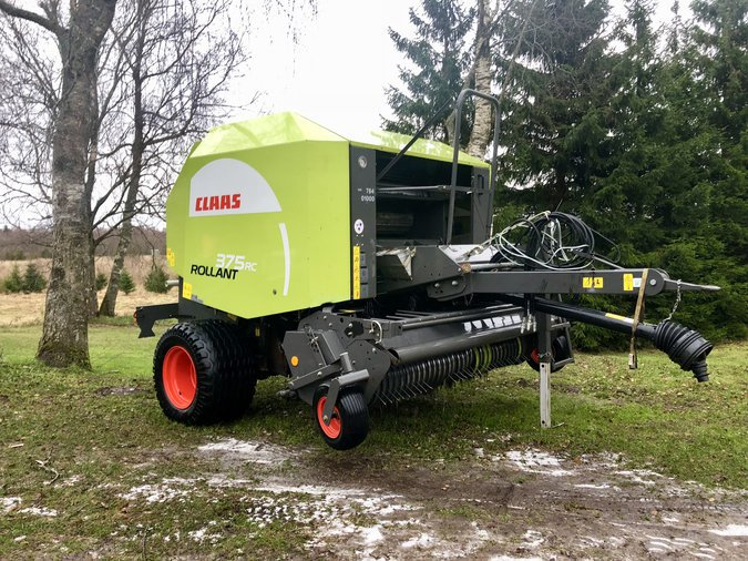 CLAAS ROLLANT 375RC