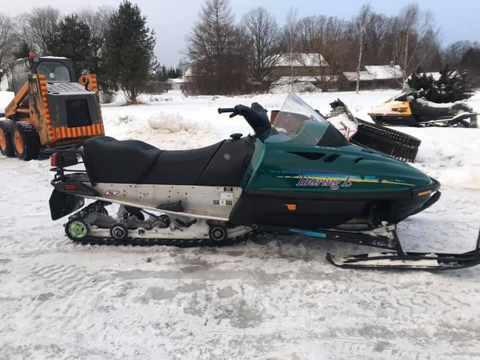 MÜÜA SKI DOO 380 TOURING EL START