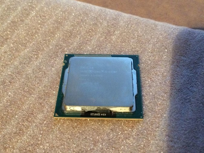 INTEL CORE I5-3350P CPU LGA SOCKET 1155 PROTSESSOR 3,3GHZ