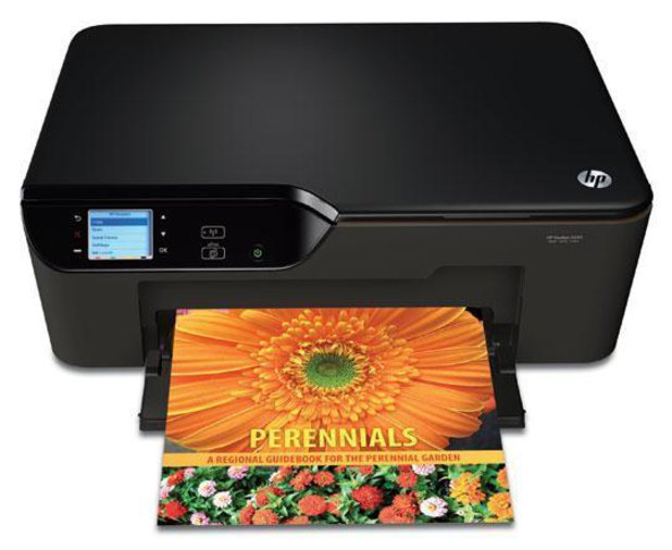 TINDIPRINTER HP DESKJET 3520 - GARANTII
