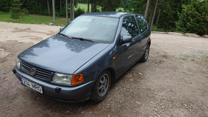 VW POLO 6N 1.896 D 47 kW -96