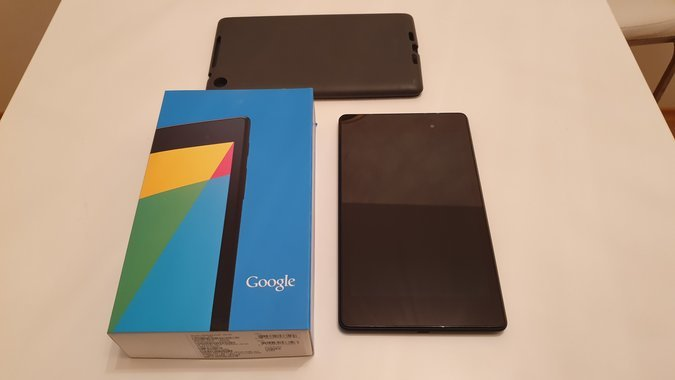 ASUS GOOGLE NEXUS 7  16 GB WIFI  FULL HD 2013