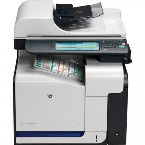HP COLOR LJ CM3530 MFP