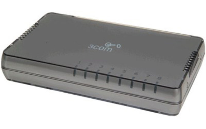 3COM GIGABIT SWITCH 8 - GARANTII