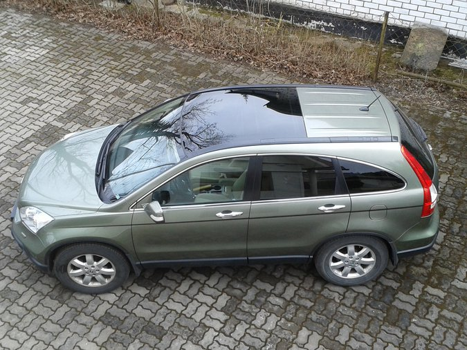 HONDA CR-V ELEGANCE PLUS 110 kW -07