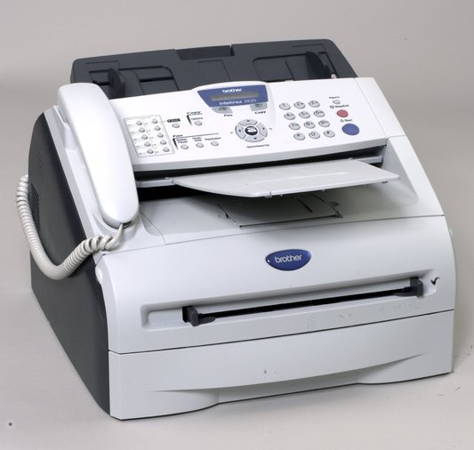 LASER PRINTER - SKÄNNER - FAX BROTHER INTELLIFAX-2820 - GARANTII