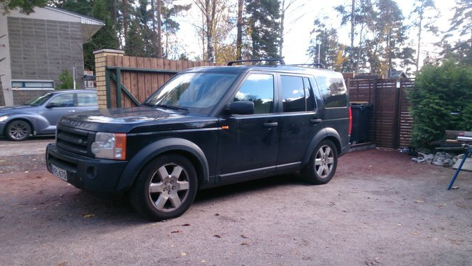 LAND ROVER DISCAVERY 3 2.7 140 kW -08