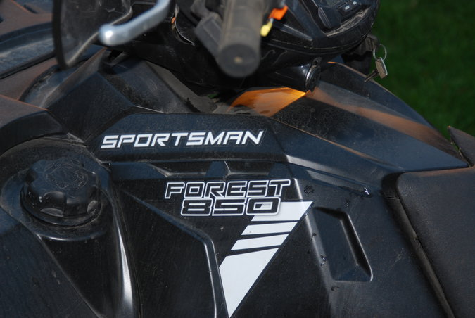 ATV POLARIS SPORTSMANN FOREST 850