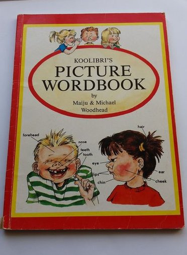 KOOLIBRI'S PICTURE WORDBOOK