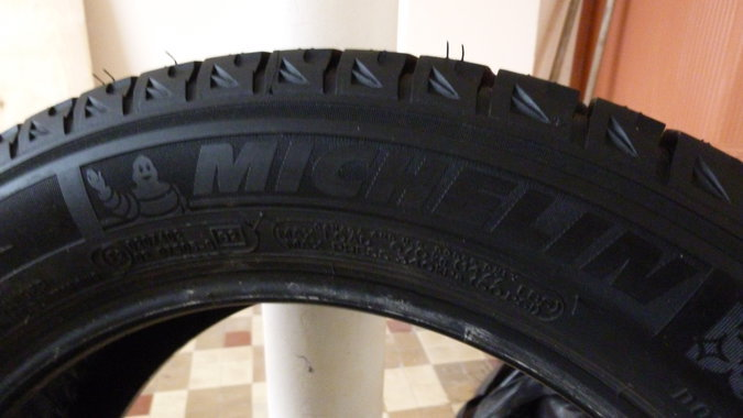 MICHELIN 205/55 R 16 X-ICE M+S