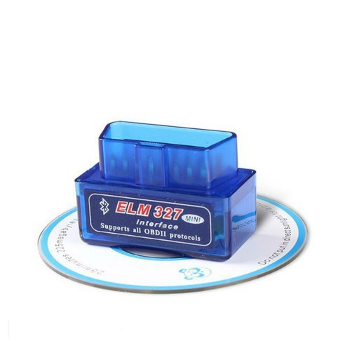ELM 327 V2.1 OBD2 BLUETOOTH DIAGNOSTIKASEADE