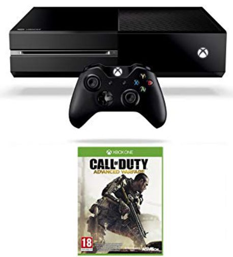 e744f87865e XBOX ONE 500GB + CALL OF DUTY ADVANCED WARFARE XB1