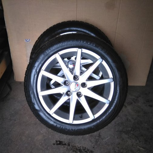 "16""VOLVO,FORD VALUVELJED+LAMELLID"