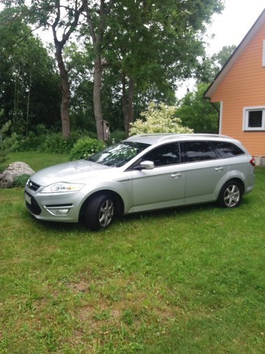 FORD MONDEO TDCI -10