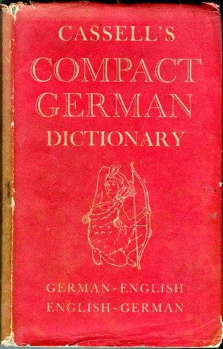 CASSELL`S COMPACT GERMAN DICTIONARY